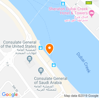 Al Seef Waterfront Map