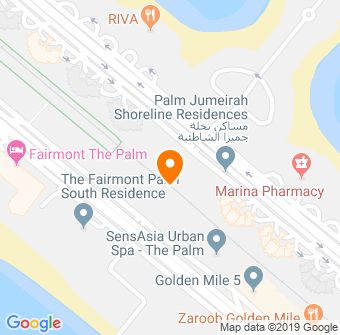 Al Ittihad Central Park Map