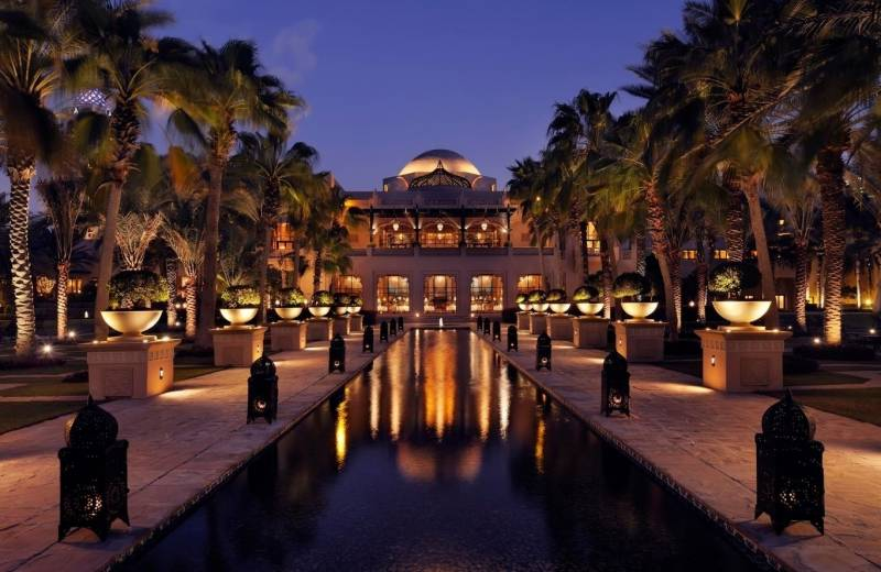 Arabian Court - One & Only Royal Mirage, Dubai