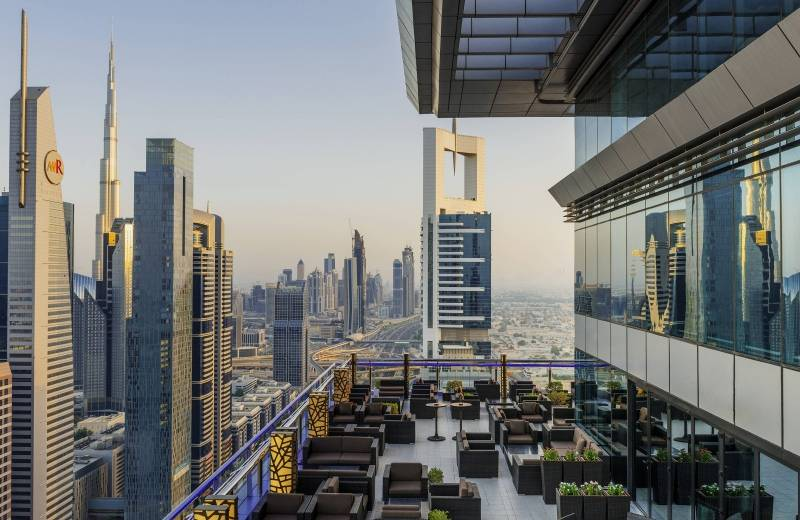 Hotel Four Points by Sheraton Sheikh Zayed Rd. Dubai