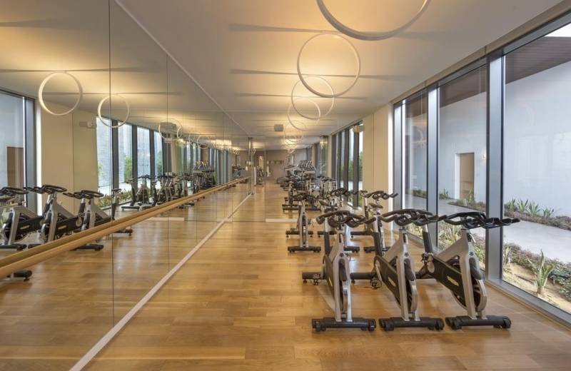Hotel Nikki Beach Resort & Spa Dubai - Fitness centrum