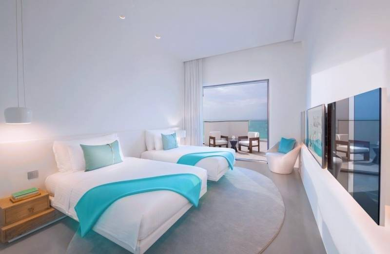 Hotel Nikki Beach Resort & Spa Dubai - Suita Ultimate