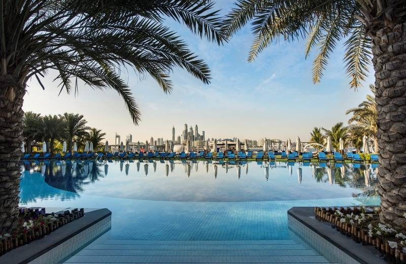 Rixos The Palm Hotel & Suites 5*