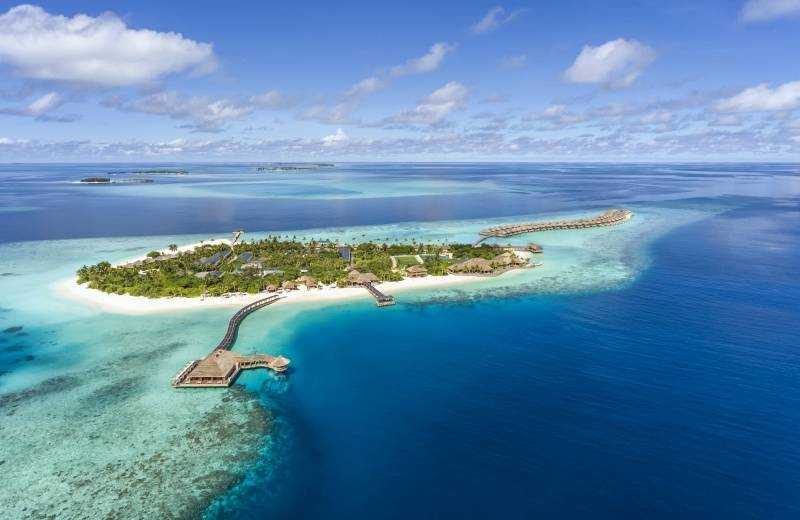 Hotel Hurawalhi Island Resort, destinace Maledivy