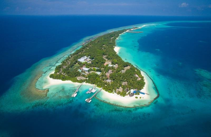 Resort Kuramathi Maldives, destinace Maledivy