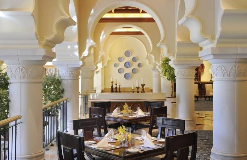The Palace - One & Only Royal Mirage - Restaurace