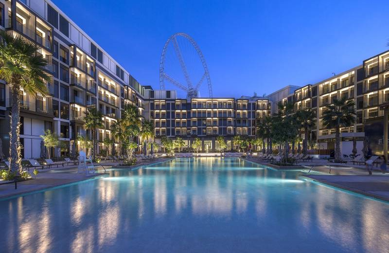 Caesars Resort Bluewaters Dubai 5*