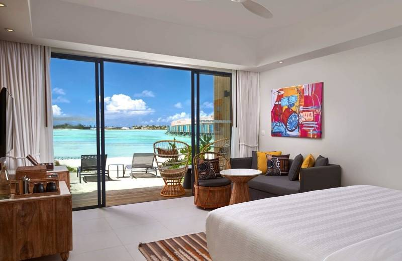 Hard Rock Hotel Maldives 5*