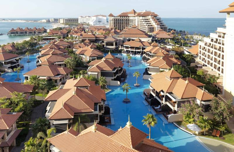 Hotel Anantara The Palm Resort & Spa, Dubaj, Arabské Emiráty