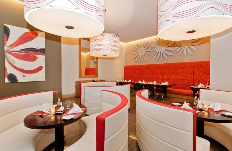 Hotel Ibis Mall Of The Emirates - Restaurace