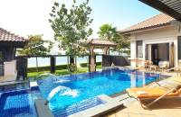 Two Bedroom Beach Pool Villa